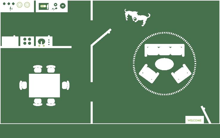 indoor furniture boundaries